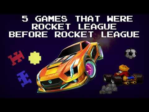 5 Games That Were Rocket League Before Rocket League (Car Soccer)