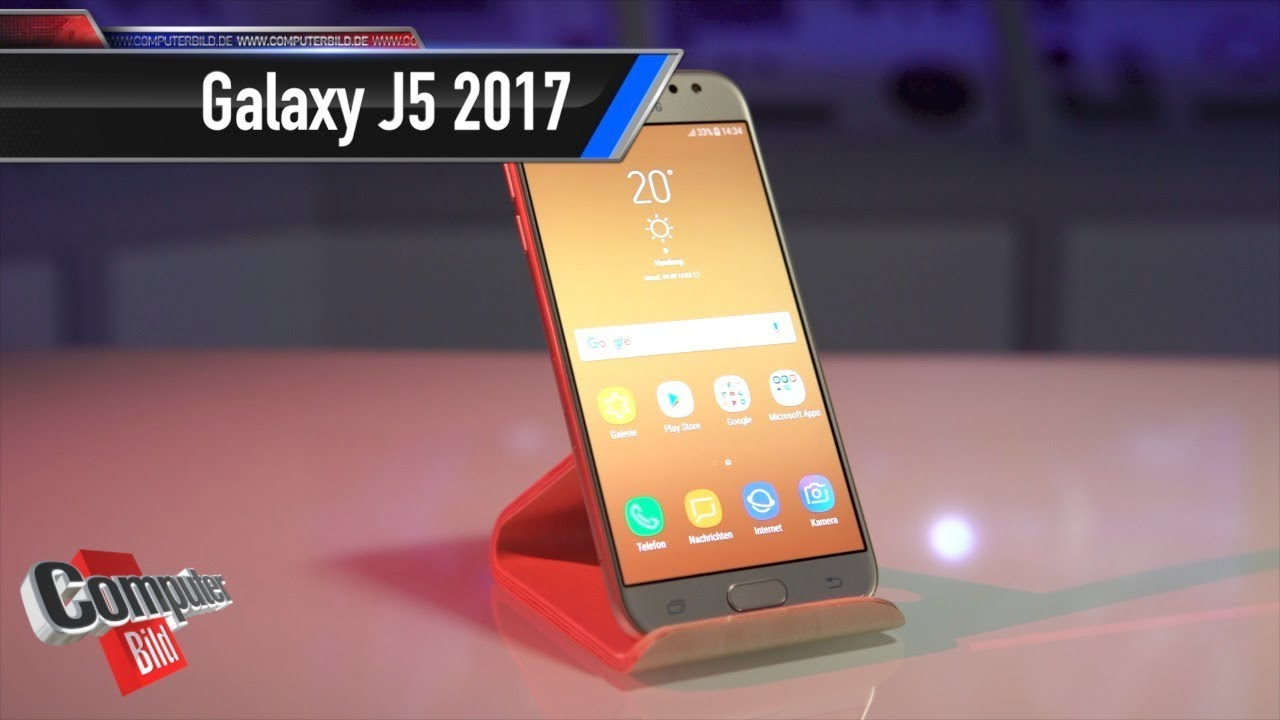 Samsung Galaxy J5 Sim Karte Einlegen.Samsung Galaxy J5 Duos 2017 Dual Sim Handy Test
