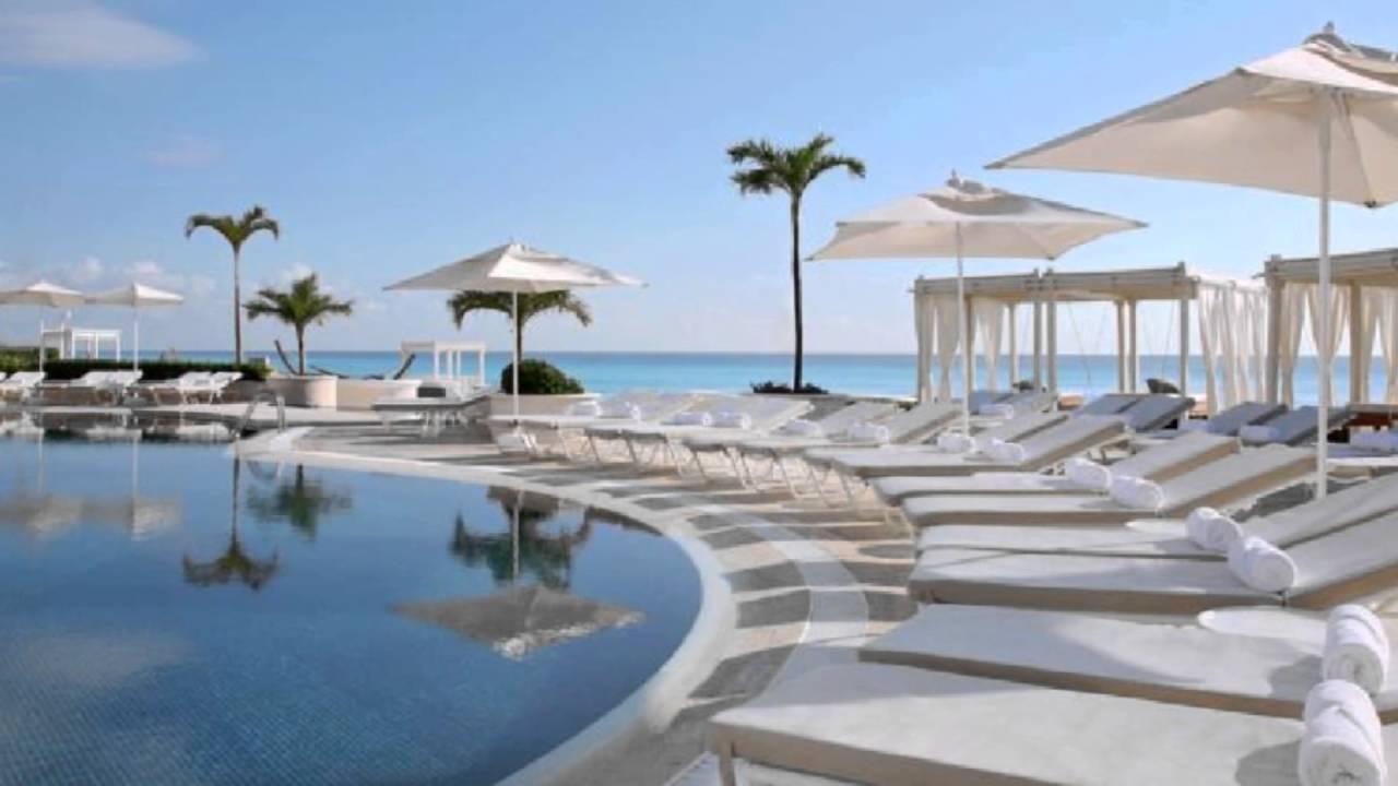 Sandos cancun luxury resort all inclusive cancún playa méxico youtube