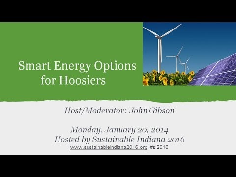Smart Energy Choices for Hoosiers