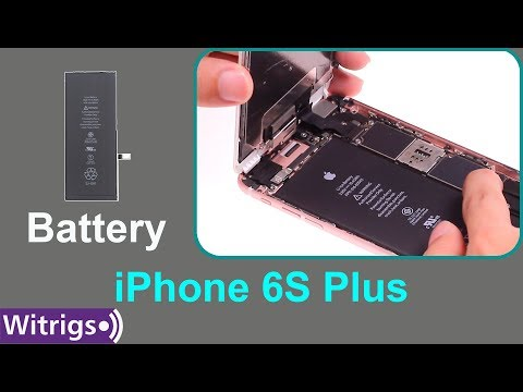 Change iphone 6 plus battery price