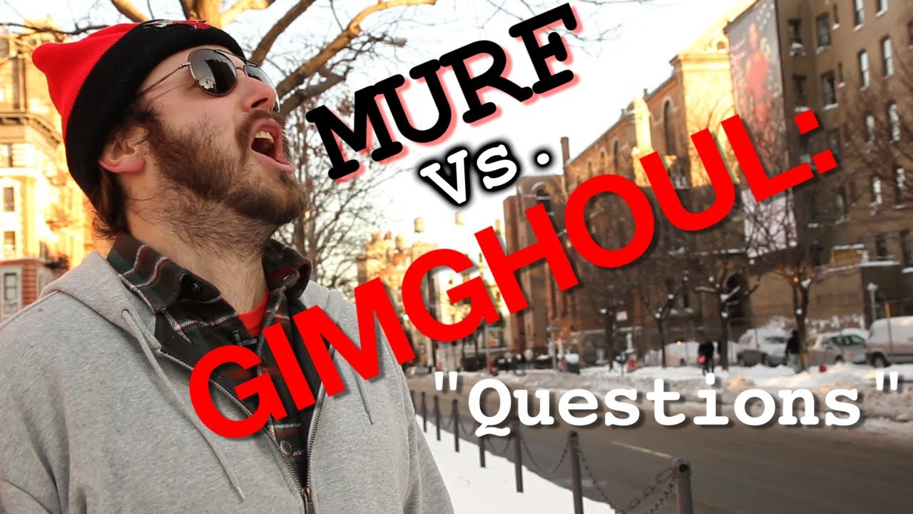 Murf Vs. Gimghoul: QUESTIONS