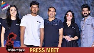 Mehbooba Movie Press Meet Highlights | Akash Puri | Neha Shetty | Puri Jagannadh | Telugu Filmnagar