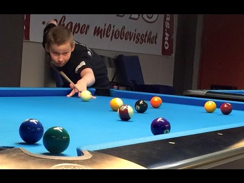 Finale 8-ball, RT1 Nord 2