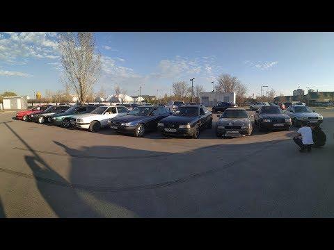 Сходка Audi B4/B3 Club Astana не пропусти следующую