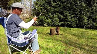 How To Locate Pre-Spawn Crappie - Fishing Stumps, Treetops, and Other Cover