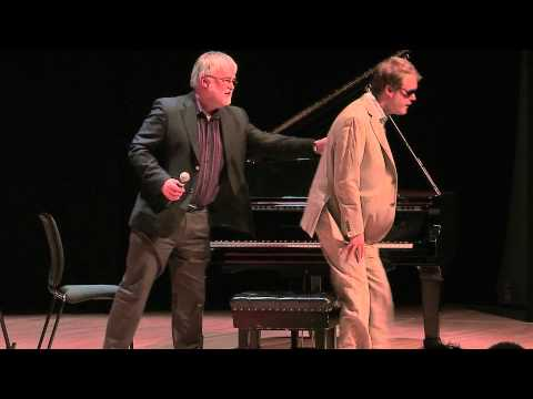 In the Key of Genius: Derek Paravicini and Adam Ockelford at TEDxWarwick 2013