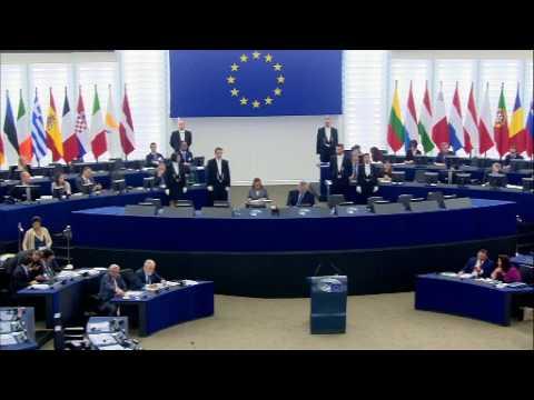 Presidente das Ilhas Marshal, Hilda Heine, no PE a 13 de junho de 2017