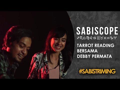 #Sabiscope : Tarrot Reading bersama Debby Permata #sabistriming