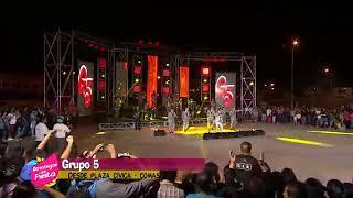 Grupo 5 en vivo-TVperu(comas-domingos de fiesta)