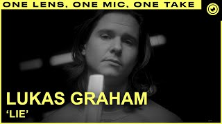 Lukas Graham - Lie (LIVE ONE TAKE) | THE EYE Sessions