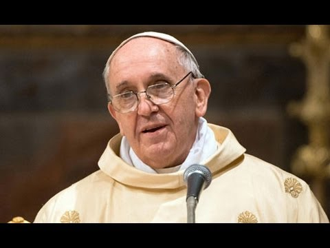 Pope Francis: No To 'Every Type Of Drug Use'