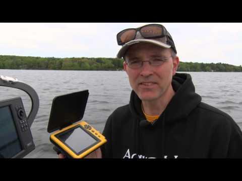 Aqua-Vu Underwater Camera | Identify Fish With Aqua-Vu | Perch Fishing