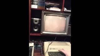 Revival of our Atari 800