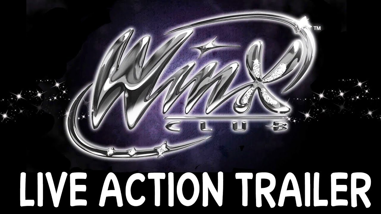 Winx Club Live Action Netflix Trailer Fanmade Youtube