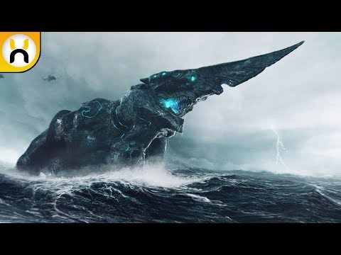 Knifehead Category 3 Kaiju Explained | Pacific Rim: Uprising