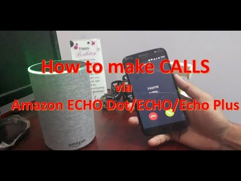 INDIA How-To make Alexa Calling, Messaging on Amazon Echo