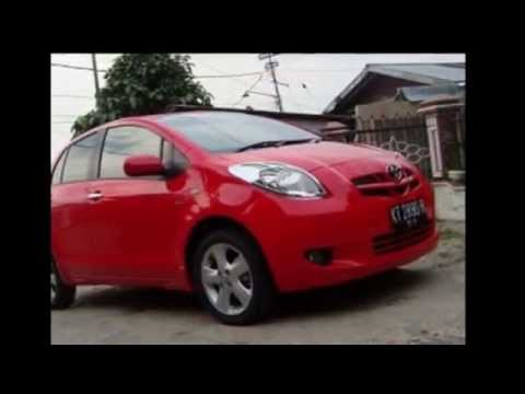 dijual toyota yaris e 2007 merah hp 085246902754 samarinda. Black Bedroom Furniture Sets. Home Design Ideas