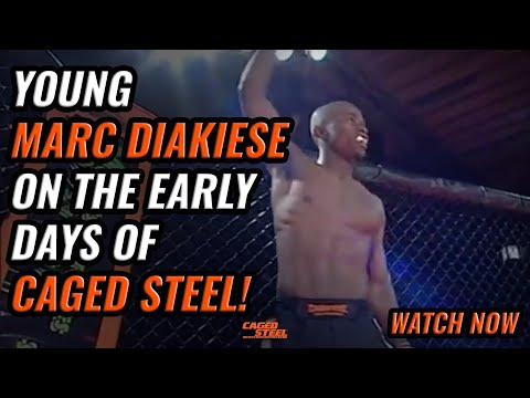 Andy Craven V Marc Diakiese - CSFC3 combatsport.tv 6th October 2012