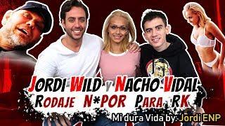 Jordi Wild y Nacho Vidal juntos en un ¡¡rodaje N0P0R!! | Mi dura vida thumbnail