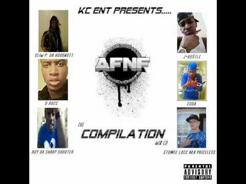 AFNF - DOPE AS FUCK (J-Hustle, Stuwee Locc AKA Priceless, D Rocc, Slim P. Da Hoodnutt)