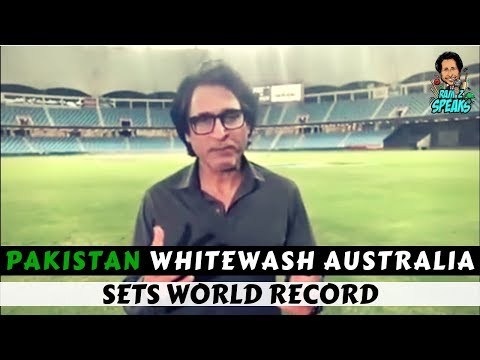 Pakistan WHITEWASH Australia | Sets world record | 3rd T20