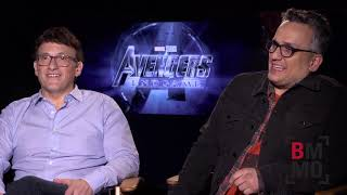 Anthony Russo & Joe Russo Interview - Avengers: Endgame