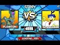 Super Brawl 4 - PLANKTON (Nickelodeon Games)