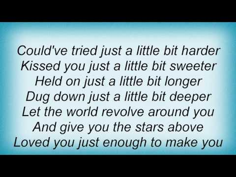 Toby Keith - Lost You Anyway Lyrics