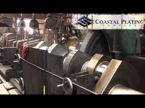One of the Largest Crankshaft Repair Jobs in United States - TCVC 20