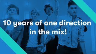 10 YEARS OF ONE DIRECTION IN THE MIX!