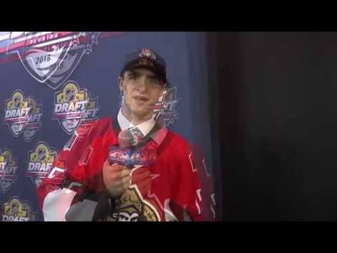 2015 NHL Draft: Colin White Interview