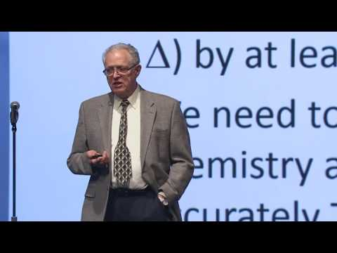 SC16 Awards Lecture by William Camp