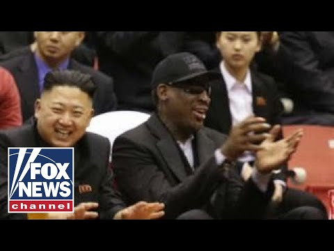 Dennis Rodman wants some credit for North Korea summit