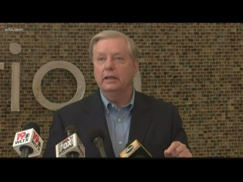 Sen. Lindsey Graham wants to bring medical supply chain back to U.S. from China