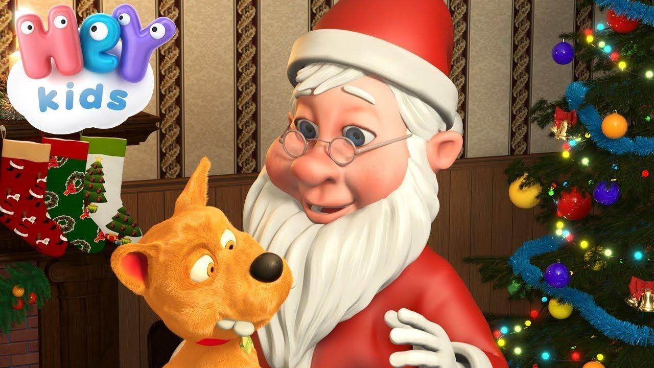 Escuchar Cancion Feliz Navidad.Feliz Navidad Canciones Infantiles De Navidad Heykids