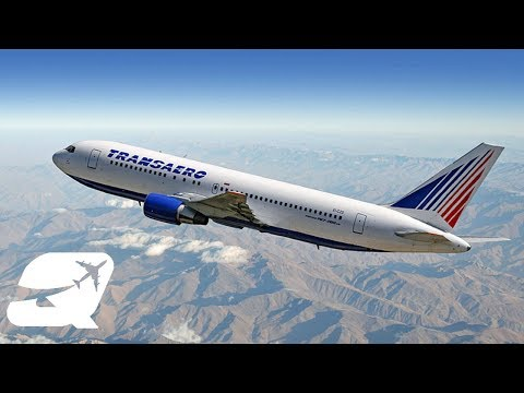 Transaero - What Happened?
