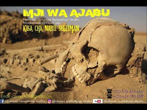 Download kisa cha nabii suleiman na ndege