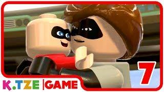 Lego Die Unglaublichen 💥 Deutsch als Let's Play | Part 6