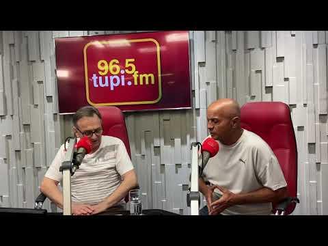 """Agora na Tupi, Dé o Aranha dispara:""""Não estava mais feliz na Rádio Globo"""""""