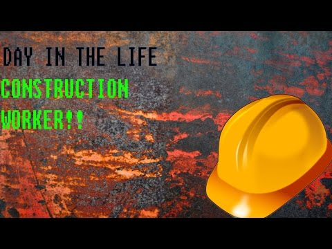 DAY IN THE LIFE OF A CONSTRUCTION WORKER EP.1