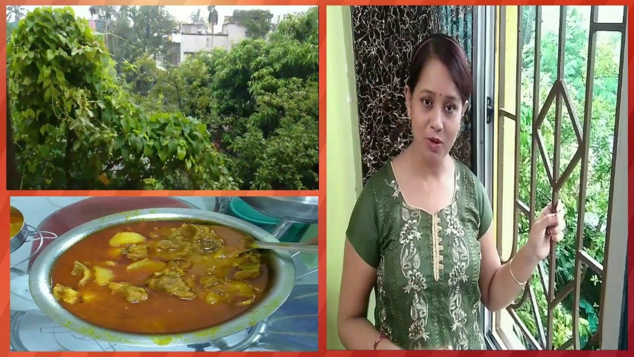 Bengali Vlog # আজকের বৃষ্টির দিনটা আমরা এইভাবেই Celebrate করলাম