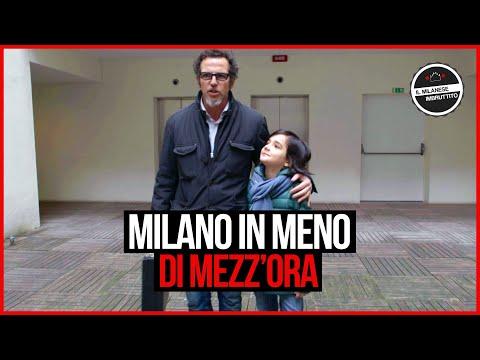Attraversare Milano in meno di mezz'ora