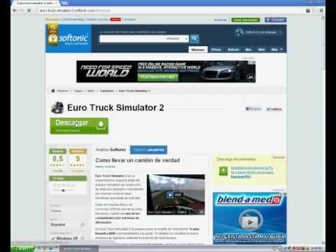 Download Euro Truck Simulator 2 Demo