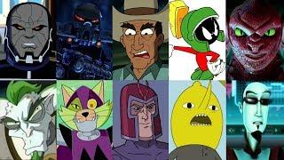 Defeat of My Favorite Cartoon Villains Part 15