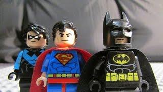 Lego DC Minifigure Collection (2016)