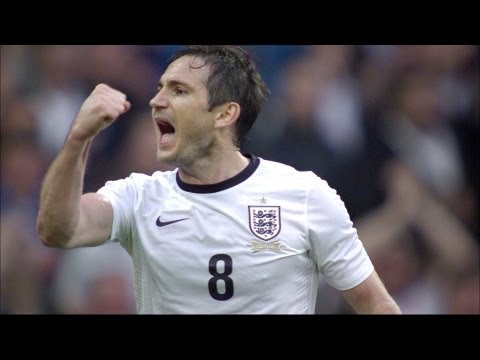 #Lamps100! Congratulations to Super Frank Lampard on winning his 100th England cap vs Ukraine