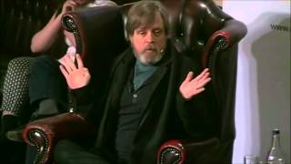 Mark Hamill compares Force Awakens to Transformers