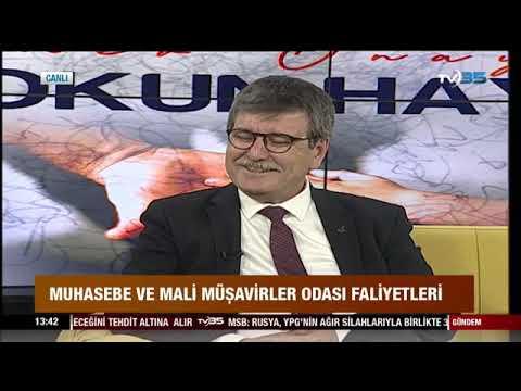 Oda Başkanımız Vedat ADAK 'ın TV35 (Dokun Hayata) Röportajı