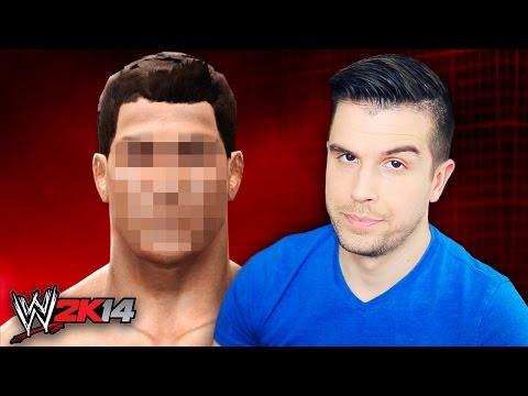 CREATING CHRIS DANGER IN WWE 2K14!!